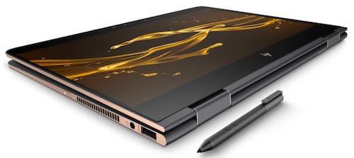 HP trình làng laptop biến hình, pin trâu, siêu bảo mật - ảnh 1