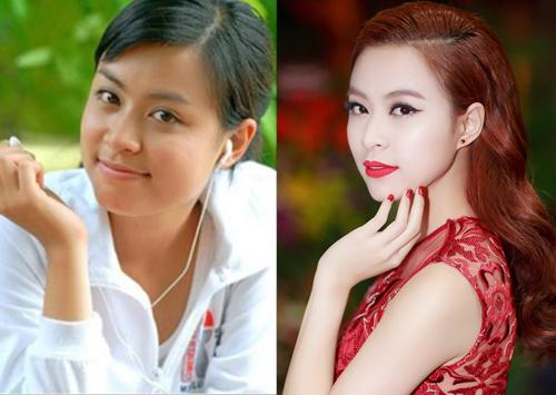 Ngỡ ngàng trước loạt ảnh sao Việt dậy thì thành công - ảnh 1