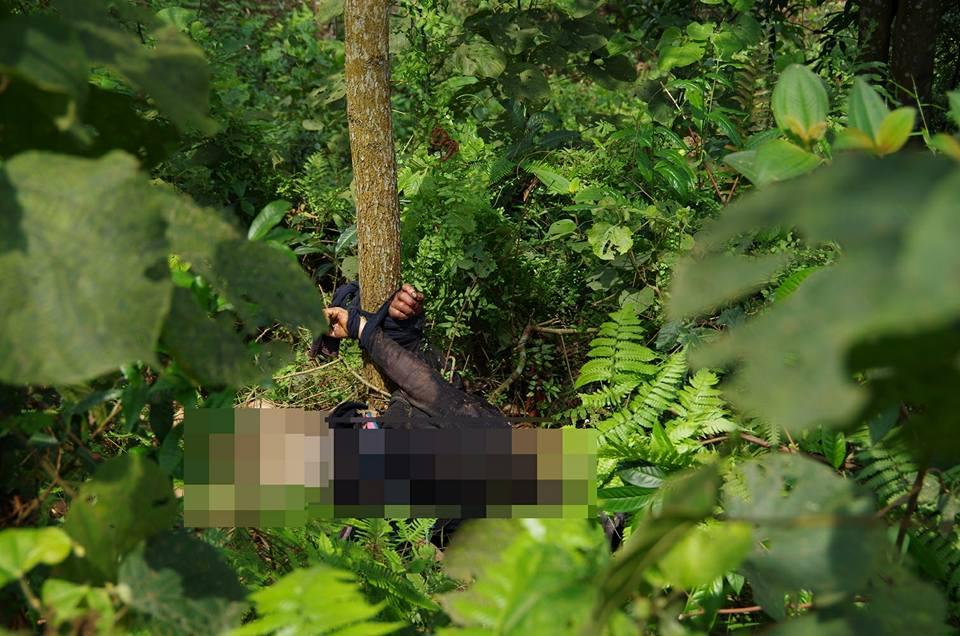 Bắt nghi phạm vụ thi thể phụ nữ bị trói tay, váy lật ngược - ảnh 1