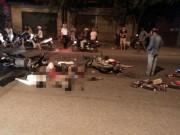 Tin tức trong ngày - Hai xe máy nát bét, 4 người thương vong sau cú va chạm kinh hoàng