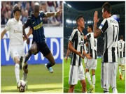 """Bóng đá - Serie A trước vòng 33: Juventus thư thái sau khi """"thịt"""" Barca"""