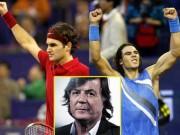 """Thể thao - Huyền thoại tennis: """"Federer giỏi nhất, đừng học Nadal"""""""