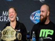 """"""" Nữ hoàng UFC """"  đính hôn gã vũ phu: Ngôi sao sắp tàn"""