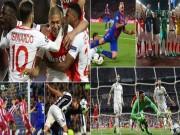 Hậu bốc thăm bán kết Cúp C1: Người mừng, kẻ lo