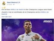 Bóng đá - Vừa bốc thăm, UEFA đã bị nghi dàn xếp bán kết cúp C1