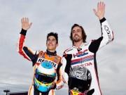 """Thể thao - Tin thể thao HOT 21/4: SAO Moto GP """"ngã ngửa"""" vì SAO F1"""