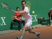 Thể thao - Monte-Carlo ngày 4: Tấm vé bán kết đầu tiên có chủ