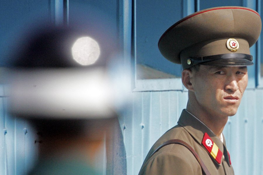 """Công việc """"chết như chơi"""" ở biên giới Triều Tiên-Hàn Quốc - 5"""