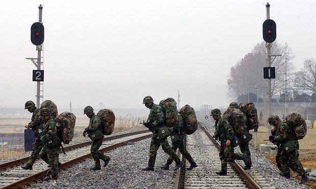 """Công việc """"chết như chơi"""" ở biên giới Triều Tiên-Hàn Quốc - 2"""