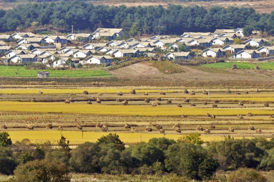 """Công việc """"chết như chơi"""" ở biên giới Triều Tiên-Hàn Quốc - 6"""