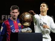 Bóng đá - Vua Ronaldo đừng hý hửng, Messi vẫn đang rình QBV 2017