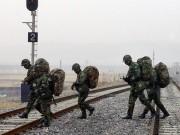"""Thế giới - Công việc """"chết như chơi"""" ở biên giới Triều Tiên-Hàn Quốc"""