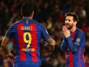 Siêu kinh điển Real - Barca: Suarez tịt ngòi, Messi tâm lý