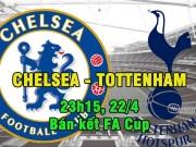 Chelsea - Tottenham: Thời thế tạo anh hùng