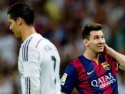 Real-Barca: Đỉnh cao cuộc chiến tiền bạc, vương quyền