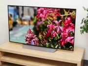 Thời trang Hi-tech - LG ra mắt TV OLED C7P siêu mỏng, cạnh tranh với Samsung
