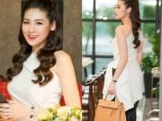 """Thời trang - """"Bạn gái Noo Phước Thịnh"""" gây chú ý với cây đồ hiệu gần 1 tỷ"""