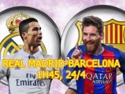 Bóng đá - Siêu kinh điển Real Madrid - Barcelona: Thổn thức chờ đại tiệc (Infographic)