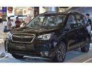 Subaru Forester 2017 giá 1,4 tỷ đồng ở Việt Nam