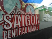 Thị trường - Tiêu dùng - Chợ phiên cho người bán hàng rong ở trung tâm Sài Gòn