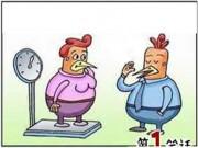 Truyện tranh: Bí quyết giảm cân bằng... tỏi