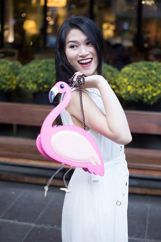 Học con gái nuôi xinh đẹp của Đàm Vĩnh Hưng mix phục trang hè - 11