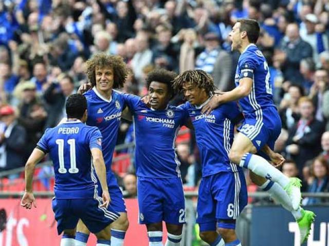 Tottenham lập kỉ lục buồn, Conte lý giải cất Costa, Hazard