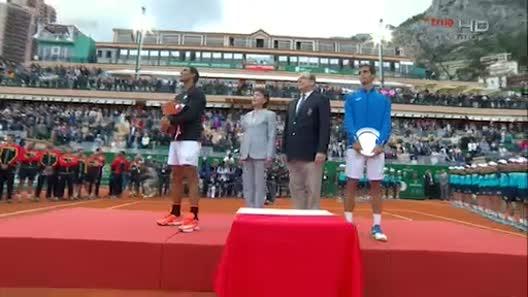 Lập cú Decima, Nadal nở nụ cười mãn nguyện