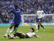 """Chi tiết Chelsea - Tottenham:  """" Nã đại bác """"  chốt hạ (KT)"""