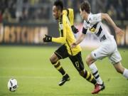 Gladbach - Dortmund: Bùng nổ ngược dòng ngoạn mục