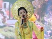 Con gái Chế Linh gây tiếc nuối vì sa sút phong độ trước giờ G