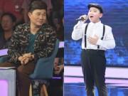 """Quang Linh  """" đòi """"  điều tra gia phả thí sinh vì hát quá hay"""