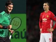 Ibra: Đoạn kết đen đủi hay cổ tích  Federer bóng đá