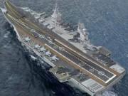 Nga sẽ đóng tàu sân bay lớn nhất thế giới đua với Mỹ