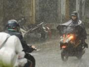 Tin tức trong ngày - Chiều nay, TP HCM sẽ có mưa dông nguy hiểm