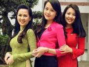 """Đời sống Showbiz - Cuộc sống của 3 """"hoa hậu BTV"""" thế nào sau khi rời VTV?"""