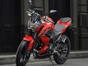2017 Kawasaki Z250 giá 108 triệu đồng sắp về Việt Nam?