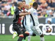 """Bóng đá - AC Milan - Empoli: Dính đòn """"hồi mã thương"""""""