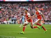 Chi tiết Arsenal - Man City: Bi kịch với thầy trò Pep (KT)