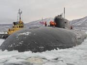 """Thế giới - Nga sắp có tàu ngầm hạt nhân """"phá mọi kỷ lục thế giới"""""""