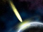 Thế giới - Vụ va chạm sao chổi khiến sự sống Trái đất tuyệt diệt