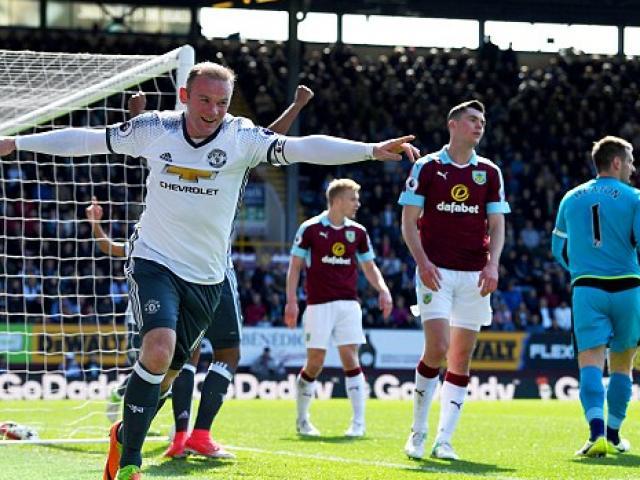 MU tiệm cận top 4, Mourinho và Rooney máu chiến Man City
