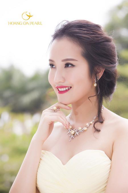 5 lý do chứng tỏ phái đẹp cần phải có trang sức ngọc trai. 4