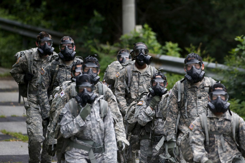 """Triều Tiên cảnh báo sẽ """"quét sạch Mỹ khỏi Trái đất"""" - 2"""