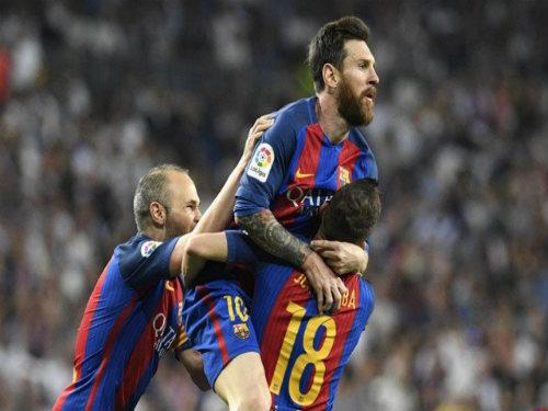 """Thuyết âm mưu: Barca """"giương đông kích tây"""", Real ngây thơ sập bẫy - 1"""