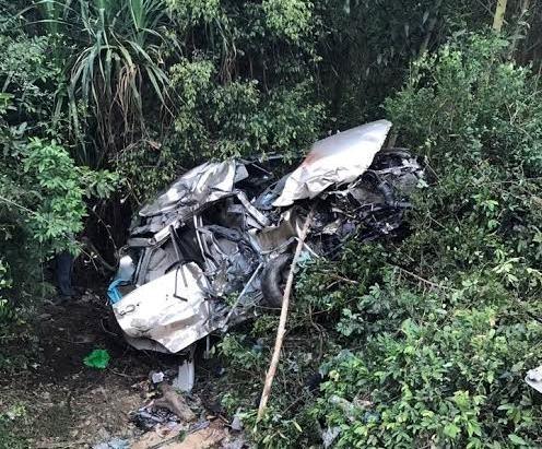 Tàu đâm ô tô tại Bình Định: Thêm 2 người tử vong