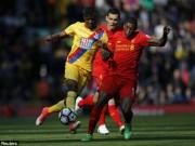 Liverpool - C. Palace: Siêu phẩm và phản đòn đau đớn