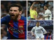 """Chấm điểm Siêu kinh điển: Messi  """" lên đỉnh """" , Ronaldo chạm đáy (Infographic)"""