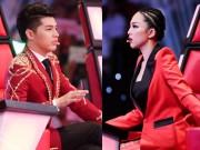 """Giải trí - Noo Phước Thịnh và Tóc Tiên suýt chút nữa """"choảng"""" nhau trên ghế nóng"""