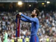 Tiêu điểm Liga vòng 33: Messi tiêu diệt Real Madrid